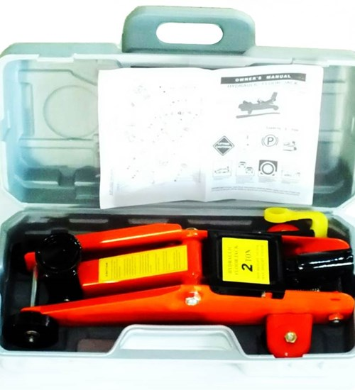 Hydraulic Car Floor Jack 2
