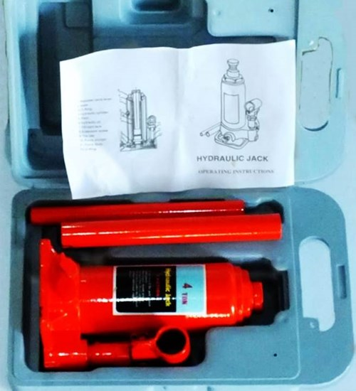 Hydraulic Car Bottle Jack 4